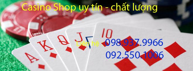 Đồ chơi cờ bạc bịp thông dụng hiện nay