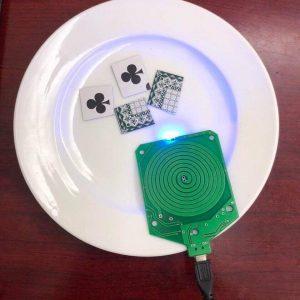 đĩa tàng hình wifi